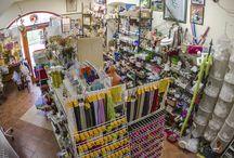 Krea Alkotók boltja Esztergom / Kézimunka, művész és  kreatív hobbi üzlet