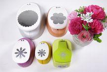 Wykorzystanie dziurkaczy ozdobnych - decorative punch