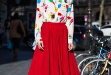 FASHION - Style Ideas / by Agnes Deer