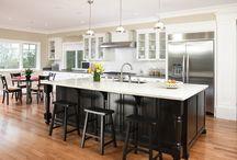 Kitchens / by Brandee Hammett