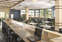 Dining Spaces - Higher Education