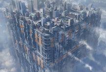 Futuristik architect
