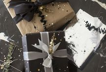 INSPIRATIONS - GIFT WRAPPING