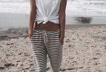 Casual Beach Style for Her