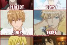 Perfect Boys animes