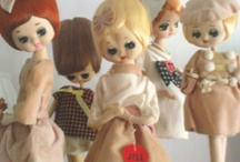 What A Doll !!! / Vintage Dolls and their accessories