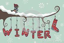 manualidades invierno