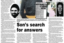 Searching for Dad and Mum