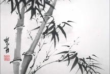 Art - Sumi painting / by Debra Buckland