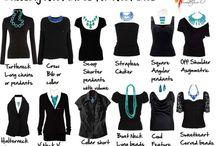Abbigliamento trucchi e suggerimenti