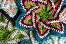 Crochet! Knit! and lots of things Fiber!  :) / by Marie Joerger