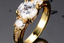 prstene zo zlata