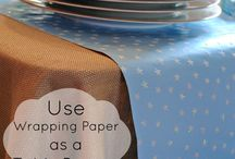 Paper: Kitchen / Kitchen Papers include baking parchment, coffee filters, cupcake liner, deli paper, doilies, dryer sheets, food packaging, napkins, paper cups/plates/straws,  sweetener envelopes, wax paper, and so forth.