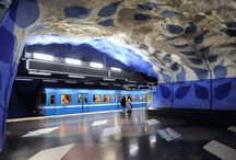 The most beautiful subway stations in the world