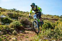 Αγωνιστική περίοδος / Φωτογραφίες από αγώνες ποδηλασίας Bmx 4X Dwh. Προπονήσεις και Τελικοί αγώνες....