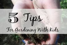 Kids Outdoors / All about getting kids outdoors and in touch with the natural world / by Laura {Peace but not Quiet}