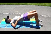 Fitness, Diastasis Recti / by Heather Nuesmeyer