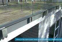 Glass Vice Clearline Balustrade System