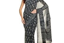 Hand Block Printed Sarees- The Beauty of Handcrafted Indian Textiles.