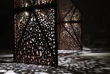 INSPIRATION: Light Patterns