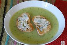 zuppe e creme / by EMILIA ZURLA