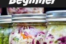 Fermentering / Oppskrifter og tips