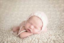 Touca de lã - newborn