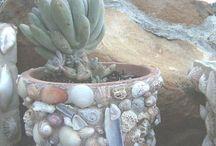 Flowerpots / Ideeën voor bloempotten