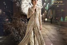 Zoya Designer Dress / STUNNING ZOYA GLITERZ COLLECTION OF LEHENGAS & SUITS FOR THIS WEDDING SEASON Shop Online @ http://www.completethelookz.co.uk/index.php?route=product/category&path=124_175