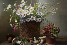 Un bouquet de fleurs ... pour MOI