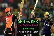 Sunrisers Hyderabad vs Kolkata Knight Riders | SRH vs KKR Live