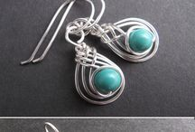 Wire wrapping & jewelry