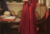 Pre-Raphaelites / by Nerine Dorman