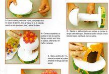 ♡ Torte di caramelle ♡