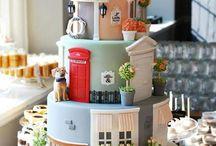 Housewarming cake