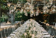 Botanical Garden Wedding Decor