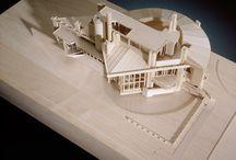 макет архитектура