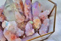 Crystals and Witchy
