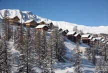 Properties in Vars / Ski Properties in the French Alps