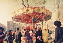I Love Carousels / by MacaRona And Sweet Tea (Rona Kilpatrick-Shedd)