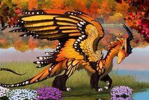 Dragons / My favorite Dragon Images