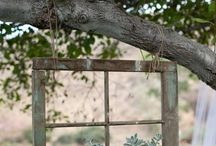 Raamkozijn vensterbank