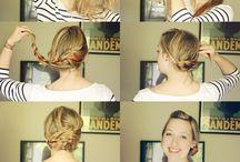 hair / by Jaime Buzzard