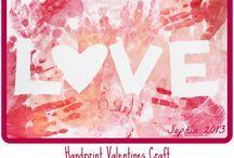 Crafts- Valentine's Day