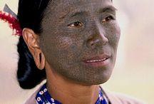 MYANMAR /  Verzamelbord