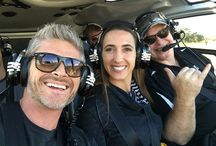 Steven Cox Instagram Photos When in Kauai, do the helicopter tour! So worth it @sunshinehelicopters #kauai #chopper #helicopterride