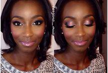 make up dark skintone