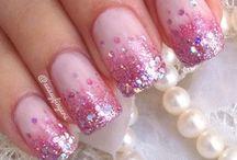 uñas decoradas / pintura de uñas