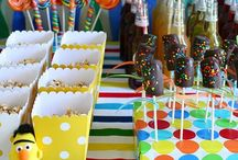 Birthday party ideas / by Laura Blevins