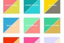 цвета (комбинации)